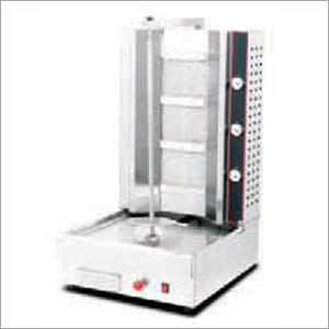 Three Burner Shawarma Machine