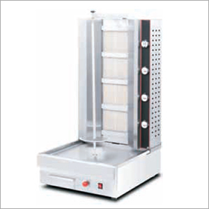 Four Burner Shawarma Machine