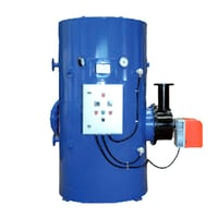 Oil Or Gas Fired Water Heaters
