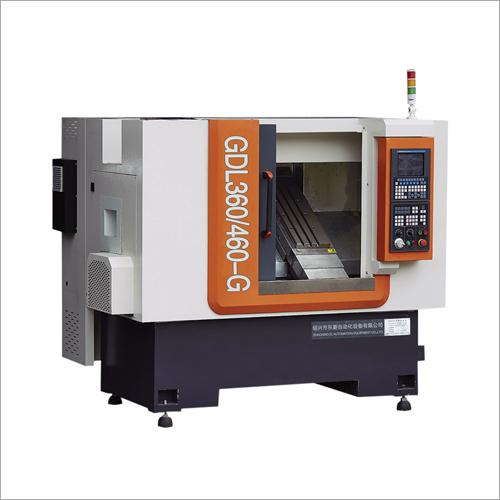 High Speed Tool Arrangement CNC Lathe Machine