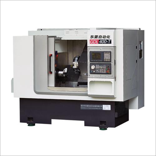 High Speed Tailstock CNC Lathe Machine