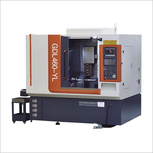 5-Axis Linkage Tailstock CNC Lathe Machine