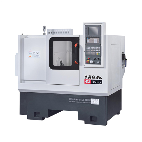High Speed Tool Arrangement CNC Lathe Machine