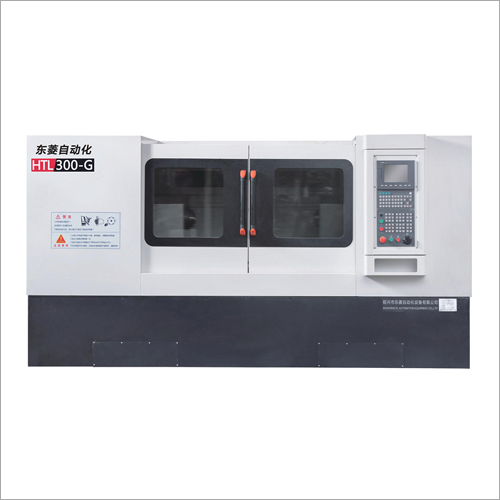 High Speed Double Spindle Joint CNC Lathe Machine