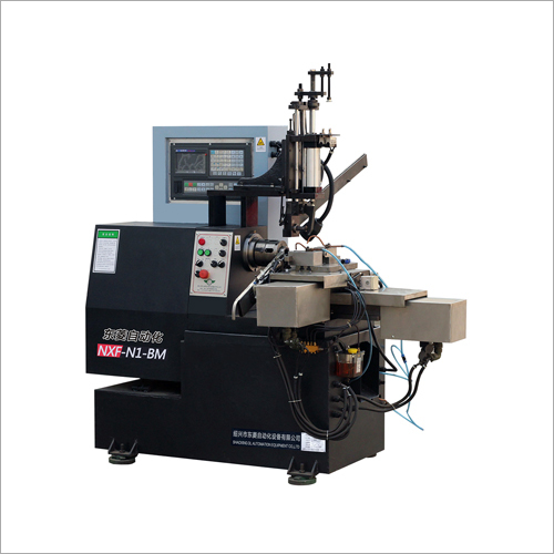 Simple Type Auto CNC Lathe Machine