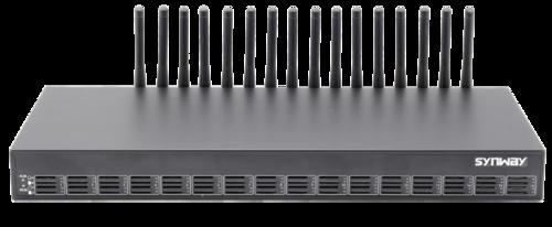 32 Port GSM Gateway with SIM Bank