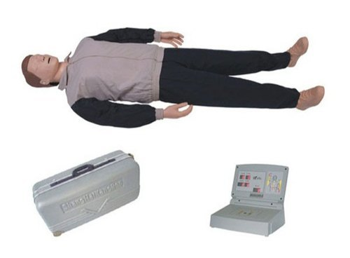 CPR manikin full body with monitor