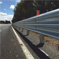 Beam Crash Barriers