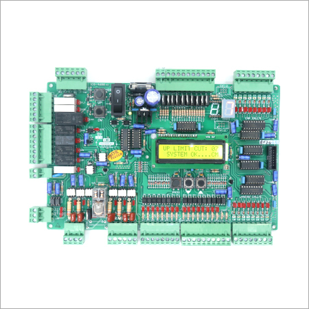 ICS-4600 Logic Board For V3F Elevator