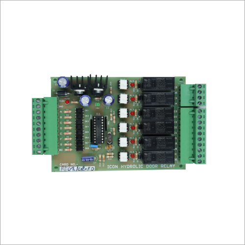 Hydraulic Door Relay Board