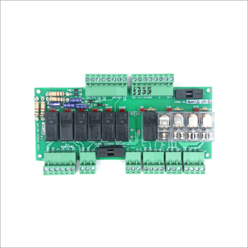 Hydraulic Elevator Relay Board