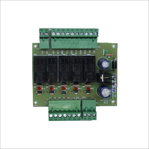 Hydraulic Relay Board