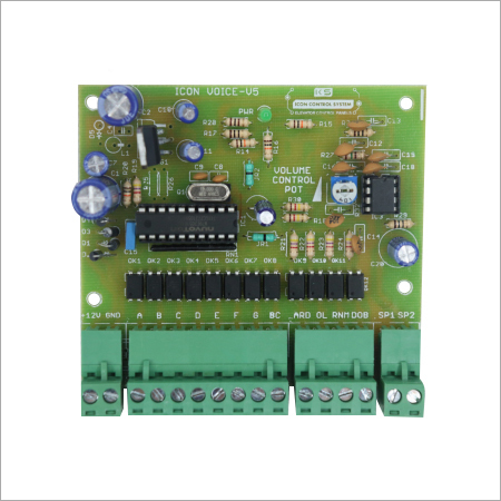20000 Hz Voice Board