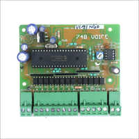 39000 Hz Voice Board