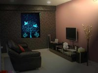 Double Pigeons Night Vision Tiles
