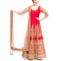 Ladies Modern Traditional Gown