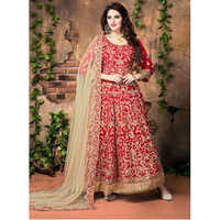 Ladies Party Wear Traditional Gown