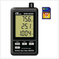 Humidity Barometer And Temperature Monitor