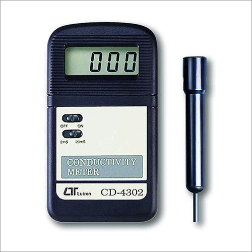 Conductivity Meter Lutron