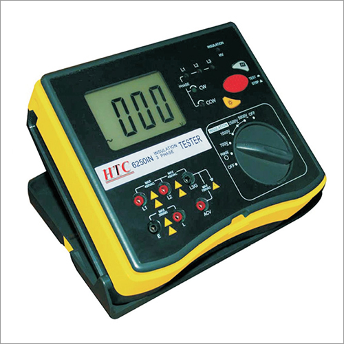 HTC Insulation Resistance Tester