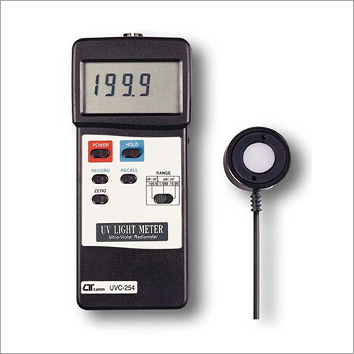 UV Light Meter Lutron