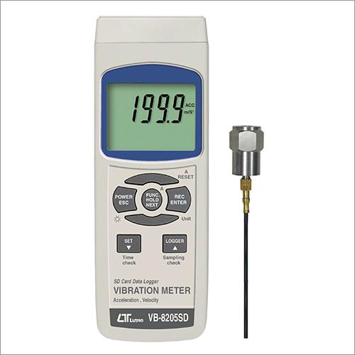 Vibration Meter Lutron