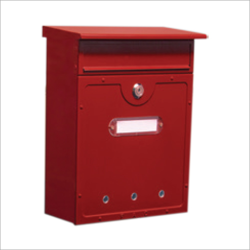 13.6 kg Red Letter Box