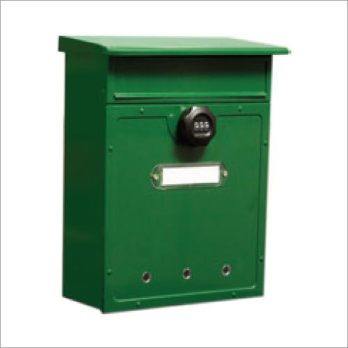 14.6 kg Green Letter Box