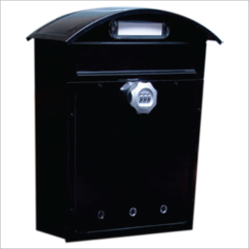 (LTC-02)Black Letter Box
