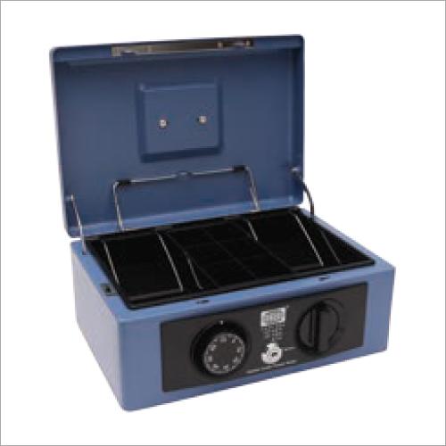 315L x 235W x 142H mm Blue Alarm Cash Box