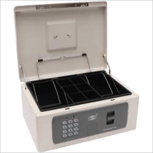 Cream Digital Cash Box315L x 228W x 134H mm