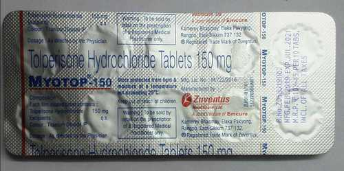 TOLPERISONE HYDROCHLORIDE