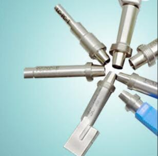 Special tips for handheld fiber inspection