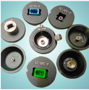 Fixture for Desktop optical fiber inspection
