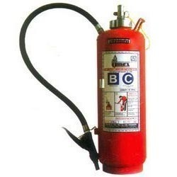 Dry chemilca powder fire extinguisher