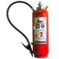 Dry chemilca powder fire extinguisher
