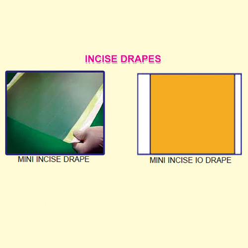Incise Drapes