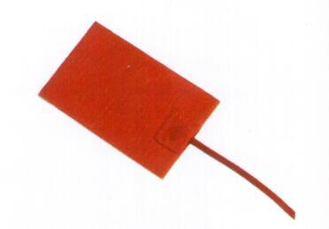 Standard Form Silicone Rubber Heater
