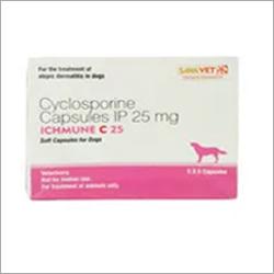 ICHMUNE C 25-CYCLOSPORINE 25 MG