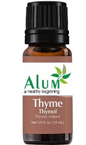 Thymol drop