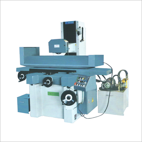 Manual Hydraulic Surface Grinder Machine