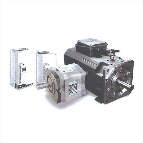 Servo Hydraulic Motor