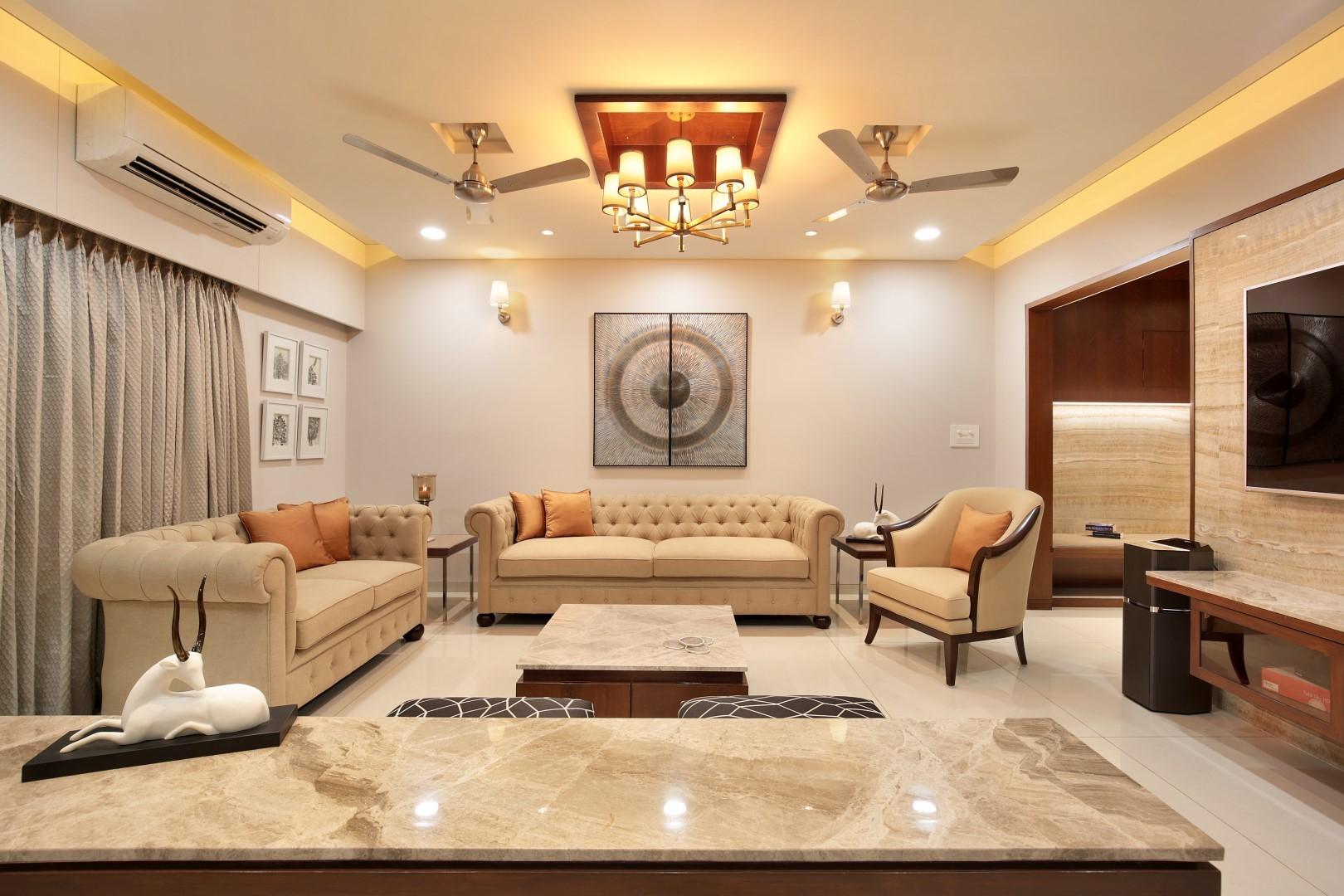 Flat Interior Design Service