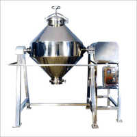 Double Cone Blender Mixer