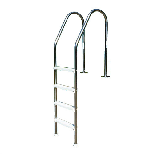 Stainless Steel Standard Ladder