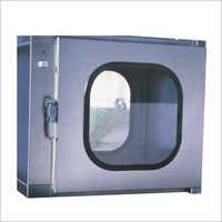 Steel Pass Box