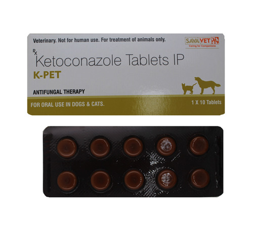 K-PET-KETOCONAZOLE 200 MG