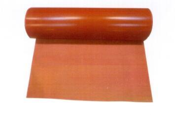 Silicone Rubber Fiberglass Cloth