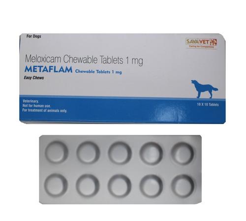 METAFLAM 1MG TABS-MELOXICAM