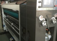 Automatic Lead Edge Feeding Flexo Printer Slotter Die Cutter Corrugated Boxes Usage